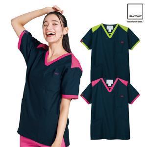 2018年新商品/スクラブ/メディカル医療白衣/男女兼用/メンズ レディース/4色/7054SC|uniform-net-shop