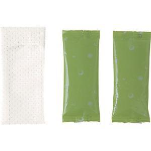 熱中症対策 冷却ジェル2個セット(袋付) 70009 旭蝶繊維|uniform-shop