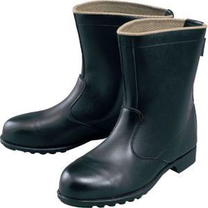 安全靴 半長靴 85028 ジーベック|uniform-shop