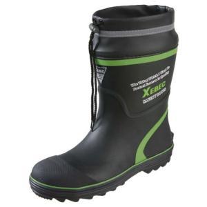 安全靴 ショート丈安全長靴 85711 ジーベック|uniform-shop