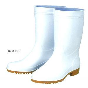 厨房靴 衛生長靴 85760 ジーベック|uniform-shop