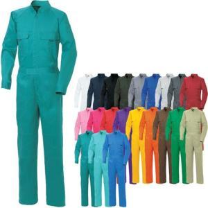 つなぎ服 つなぎ服 9000 桑和 ダンス 衣装 学園祭 関ジャニ ももクロ ツナギ服 綿100% SOWA 長袖 通年 作業服 作業着|uniform-shop
