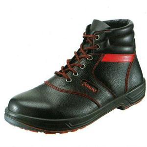 安全靴 安全靴 編長靴 SL22-R シモン|uniform-shop