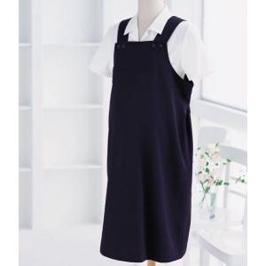 事務服 マタニティドレス 61070 アンジョア|uniform-shop