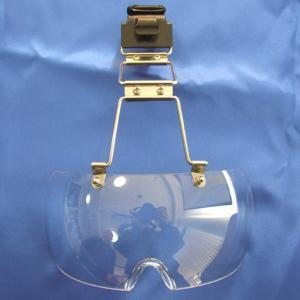 ヘルメット用保護メガネ 0790-1400C|uniform-shop