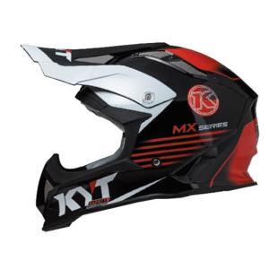 KYTヘルメット STRIKE EAGLE ストライクイーグル K−MXシリーズ ブラック/レッド KYT ケーワイティ SG規格 MFJ公認 YJEA0006|uniform-shop