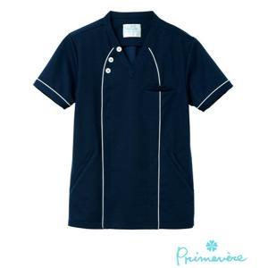 医療白衣 男女兼用スクラブ PT-403 プリムコット プリムヴェール|uniform-store