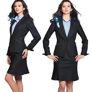 事務服マーメイドラインスカート EAS-584 クールドット エンジョイ uniform-store 02