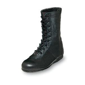 安全靴 消防作業靴 柔らかい 優れた耐滑性 消防・レンジャー靴 長編みブーツ 牛革製|uniform100ka