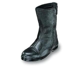 安全靴 高所作業用靴 フィットする履き心地 高い安全性 ノーマルブーツ 牛革製 エンゼル 23.5cm-28cm|uniform100ka