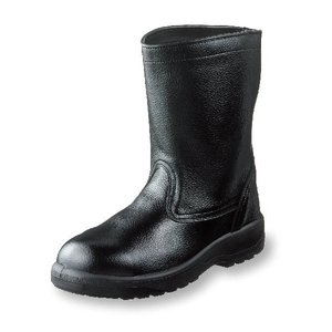 安全靴 AGシリーズ ノーマルブーツ ポリウレタン2層底安全靴 23.5ccm−28cm|uniform100ka
