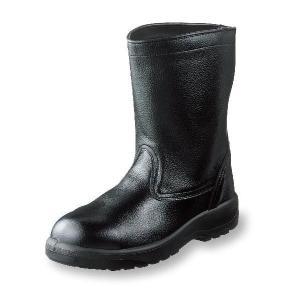 安全靴 AGシリーズ  ノーマルブーツ ポリウレタン2層底安全靴 29cm|uniform100ka