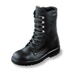 安全靴 AGシリーズ  長編みブーツ ポリウレタン2層底安全靴 30cm|uniform100ka