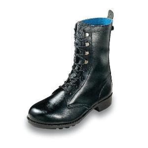 安全靴 耐水 耐油 耐薬品靴 長編みブーツ エンゼル|uniform100ka