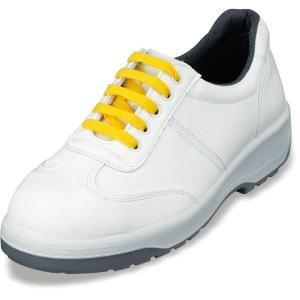 安全靴 静電靴 ANシリーズ ポリウレタン2層底安全靴 紐タイプ 人工皮革 エンゼル 30cm|uniform100ka