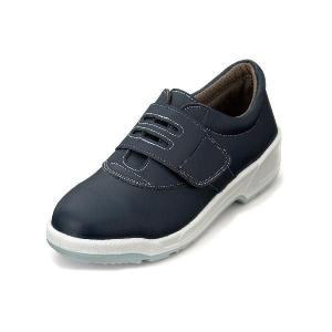 安全靴 スマートなデザイン 女性用安全靴 マジックテープ 人工皮革製 エンゼル|uniform100ka