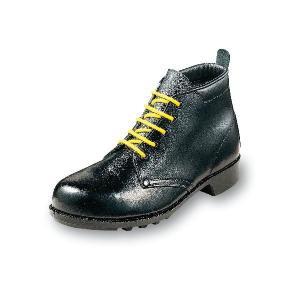 安全靴 静電靴 優れた電気抵抗 引火を防ぐ 足首すっぽり 牛革製 エンゼル|uniform100ka