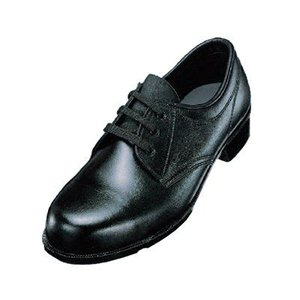 安全靴 軽作業用靴 軽い 丈夫 紐タイプ 牛革製 作業靴 エンゼル|uniform100ka