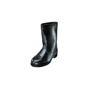 軽作業用靴 軽い 丈夫 作業靴 ノーマルブーツ 牛革製 エンゼル|uniform100ka