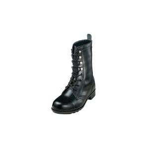 安全靴 軽作業用靴 軽い 丈夫 作業靴 長編みブーツ 牛革製 エンゼル|uniform100ka