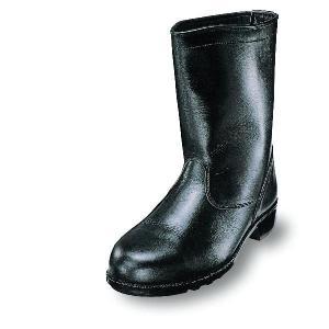 安全靴 普通作業用安全靴 ノーマルブーツ 牛革製 安全靴 エンゼル|uniform100ka