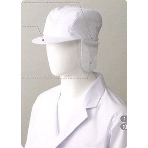 ジャッキー帽子 ホワイトウェアシリーズ SUNPEX|uniform100ka