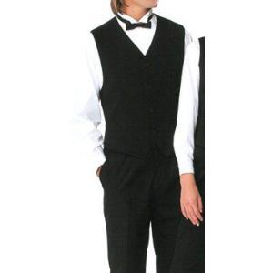 蝶タイ 格式ある統一感を演出 フロアスタッフ仕様 ブラック(1) SUNPEX Sサイズ|uniform100ka