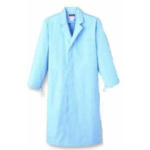 女性用診察衣 S型 長袖 高い耐久性 ドクターウェア SUNPEX|uniform100ka
