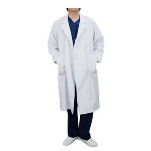 白衣 男性用検査衣 (ダブル)長袖|uniform100ka