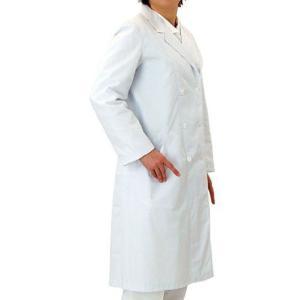 白衣 女性用検査衣 (シングル)長袖|uniform100ka