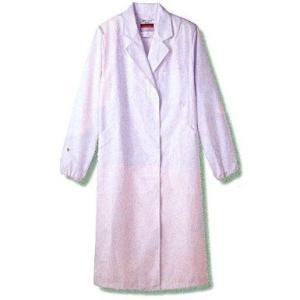 白衣 女性用検査衣 長袖|uniform100ka
