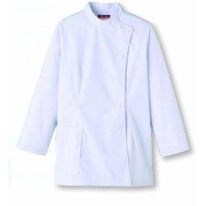 女性用医務衣 長袖 エコ ドクターウェア SUNPEX|uniform100ka