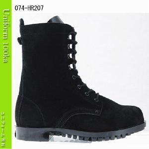 溶接・炉前作業用安全靴 熱に強い編上半長靴 Nosacks HR207|uniform100ka