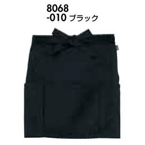 ショートエプロン AZ-8068 アイトス|uniform1