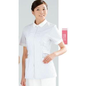 レディスジャケット半袖 149-91 KAZEN uniform1