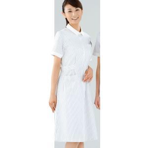 ワンピース半袖 164-91 KAZEN uniform1