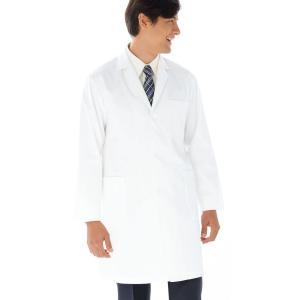 メンズ診察衣(ハーフ丈) 251-90 KAZEN|uniform1