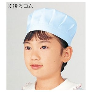 給食帽(2枚入) 391-91 KAZEN|uniform1