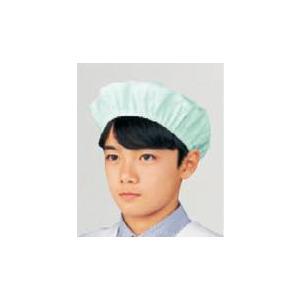 給食帽(2枚入) 392-92 KAZEN|uniform1