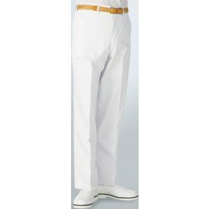 スラックス(メンズ/ノータック)W125〜 431-40A-B KAZEN|uniform1