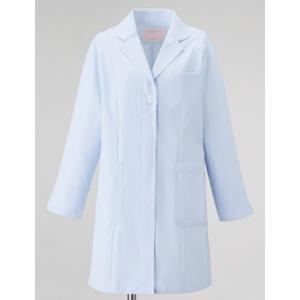 女性ハーフコート 2520-2 フォーク|uniform1