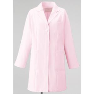 女性ハーフコート 2520-3 フォーク|uniform1