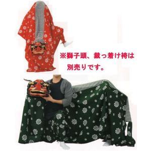 ■発売年: ■メーカー:平井旗 ■商品コード:24-02 ■商品名:獅子舞衣装 ■性別:男女兼用 ■...