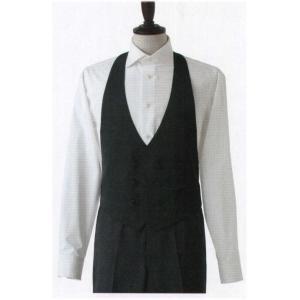 カマーベスト(男) CJ4334 セブン(白洋社) uniform1