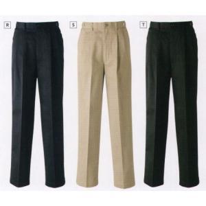 チノパンツ(アジャスター付・裾上げ加工済み) UL7713 セブン(白洋社)|uniform1
