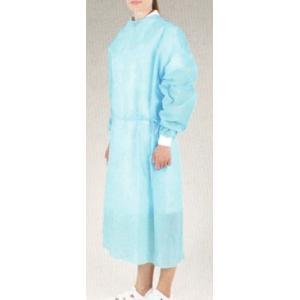 アイソレーションガウン(10枚/袋×5袋入) D-8023-40-0204 メディコム uniform1
