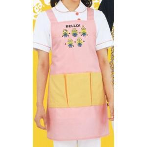 ミニオン エプロン(男女兼用) MU503-27 イルミネーション・エンターテインメント uniform1
