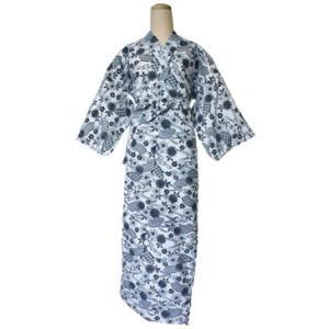 ガーゼ寝巻 NEMAKI 東京いろは uniform1