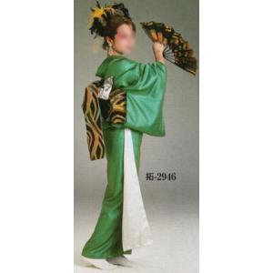 仕立上りステージ衣裳 拓印(リバーシブル) 2946 日本の歳時記|uniform1