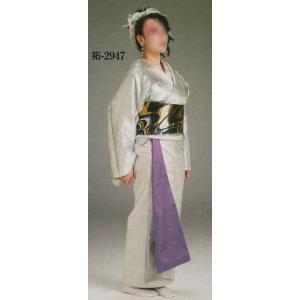 仕立上りステージ衣裳 拓印(リバーシブル) 2947 日本の歳時記|uniform1